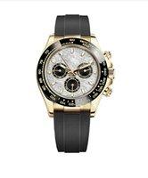 시계, 마스터 디자인, 스테인레스 스틸 케이스, 사파이어, 자동 이동, 기계, 중립, 접이식 버클, 고무 스트랩, 클래식 및 관대