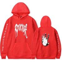 Men's Hoodies & Sweatshirts Xxxtentacion Harajuku Fashion Casual Hoodie Women Men Streetwear Hip Hop Graphic Pullovers Tops Sweatshirt