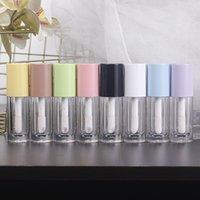 6 ml boş dudak parlatıcısı borular şişe büyük doe ayak değnek makyaj DIY kozmetik ruj balsamı konteyner