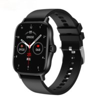 DW11 Smart Watch 1.63inch DIY Watch Visage Bluetooth Call Musique Play Bracelet intelligent pour Apple Android