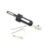2021 Original Haoshi Mul-T-Lock 5R 5L 7 * 7 Civial Locksmith-Werkzeuge