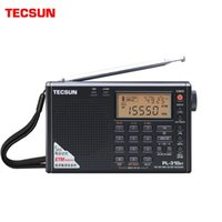 TECSUN PL-310ET Radio completo Demodulador digital FM / AM / SW / LW STEREO Portátil para el usuario ruso inglés 210625