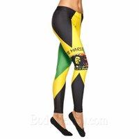 Kadın Tayt Tengo Nedensel Bayan Moda Baskı Pantolon Disko Legging Feminino Ropa Mujer Jeggings Bob Marley