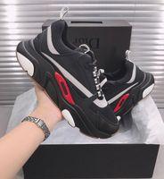 40٪ خصم إيطاليا عارضة أحذية للرجال النساء ايس ماركة مصممي الأزياء الكلاسيكية جودة عالية جلدية في الهواء الطلق رياضة دروبشيب الصين مصنع المتاجر على الانترنت حجم 35-45