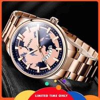 GRATIS SMAEL Superior Brand Uomo orologi di lusso in acciaio inox 4a antipasto a prova di polso a prova di orologio da polso a prova di polso