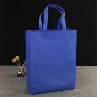 1 шт. Экологическая хозяйственная сумка многоразовая складная нетканая сумка для хранения продуктов для хранения продукции складные плоские сумки 1337 V2