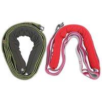 الساقين تمتد حزام 318 سنتيمتر اليوغا الخصر التدريب فرق المقاومة الرياضية الرقص