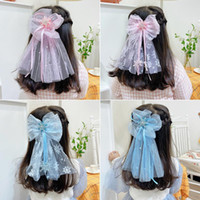 Hair Accessories Princess Headdress Children Girl Baby Bow Net Hairpin Favourite Flash Sale The Listing