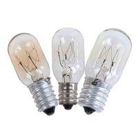 Andere Verlichtingsbollen Buizen 15W Hoge Temperatuur Oven Lamp 300 Celsius Graad Magnetron Licht E12 / E14 / E17 BOODPASTER / STOOM 230V 360LM