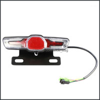 Bike Aessories Cycling Sports & Outdoorsbike Lights Electric 5 Led Rear Light Bicycle E-Bike Light1 Drop Delivery 2021 Ikzl6