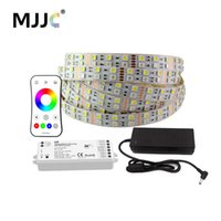 Streifenlichtsatz 12V DC 120 SMD +12 Volt 10A Netzteil + 12V RF Wireless Controller-Streifen LED