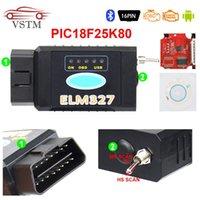 Czytniki kodu Skanowanie Narzędzia 2021 Oryginalny ELM327 USB FTDI z przełącznikiem skaner HS CAN i MS Super Mini OBD2 V1.5 Bluetooth Elm 327 WiFi