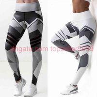 KYLIE PINK Hohe elastische Fitness Sport Leggings Strumpfhosen Slim Running Sportswear Sports Hosen Frauen Yoga Schnelltrocknung Training Hose