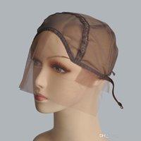 Кружевая крышка передней парики для изготовления парика с регулируемым ремешком и направляющей и направляющей, отличная ткацкая крышка швейцарской кружевной крышки