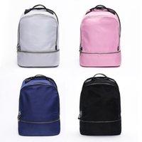 Teenager الفتيان الفتيات حقيبة مدرسية الكبار حقيبة الظهر المرأة عارضة حقائب السفر الرياضية في الهواء الطلق