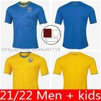 2021 2022 أوكرانيا لكرة القدم جيرسي المنزل الأصفر بعيدا 21 22 الأوكرانية Vitaliy Mykolenko Oleksandr Zinchenko Ruslan Malinovskyi فيكتور Tsygankov كرة القدم قميص