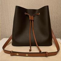 """Женский бренд-мешок Луи """"Vitton дизайнерский кошелек женщин b0qq сумки качества N40198 цветочная сумка из известных дизайнера Tote High Noé Bu Auann"""