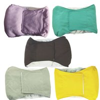 Reusable Male Dogs Physiological Belly Outdoor Dog Apparel Nappy Pants Simple Absorbent Pet Polite Bellys Bands