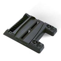 Sytech 듀얼 포트 홀더 PS5 컨트롤러 게임 액세서리 용 다기능 충전기 스탠드 스탠드