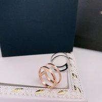 Liebesring Top Qualität Ringe für Frau Mode Einfache Persönlichkeit Schmucksachen