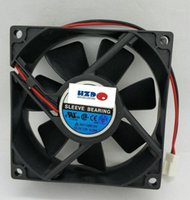 HZDO 8025 12 V JF0825S1SAPR S01138812H Fan refrescante SHBC0812MB 9GV0812P4K10 D80SM-121