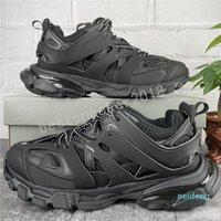 2021 Scarpe casual uomo donna donna sneaker lace-up colori misti moda pizzo pizzo up nonno scarpe da allenatore chaussures deport 330