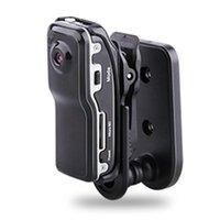 Webcams MD80 Mini cámara Detección de movimiento HD Coche DVR DVR grabadora de videocámaras de seguridad