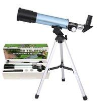 Teleskop-Fernglas Astronomische Wissenschaft Learning Tool Spielzeug terrestrische Studenten Kinder präsent 90x