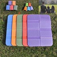 접이식 접이식 야외 캠핑 매트 좌석 거품 XPE 쿠션 휴대용 방수 의자 피크닉 매트 패드 8 색 FY9511