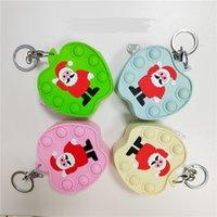 Finger Toy Fidget Bubble Coin Purse Chain Shoulder Bag Pencil Case Phone Wallet Bags Fashion Decompression Storage Toys Zero wallet-TOPN912
