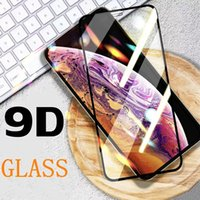 Tempered Glass Film Full Cover For 11 12 Pro Max XR XS X 6 6S 7 8 Plus SE 2 Screen Protector For 12 Mini Film