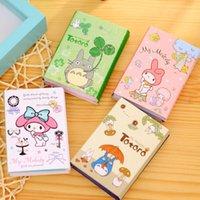 Notizbücher niedlich mein Nachbar Totoro Theme Memo Pad Aufkleber Aufkleber Klebrige Notizen Scrapbooking DIY Kawaii Notizblock Tagebuch Planer Aufkleber