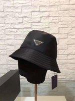 2021 Moda Caps Kova Şapkalar Erkek Kadın Rahat Gömme Cap Yüksek Kalite Plaj Iki Taraflı Balıkçılık