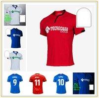 2021 CF Getafe Soccer Technys Mata Angel Molina Gaku Etxeita Timor SV. M.bergara Enric Galleg Custom 20 21 22 Домашняя футболка Футбольная