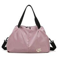 Outdoor Bags Women Large Capacity Gym Bag Waterproof Swimming Yoga Sports Multifunction Hand Travel Duffle Weekend Package