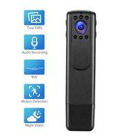 Piccolo carrozzeria HD 1080P Wearable Bodycam Night Vision Motion Detection Loop Recording DVR Camcorder Mini telecamere