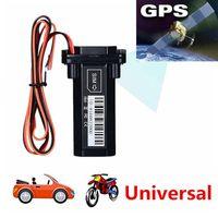 추적기 미니 방수 내장 배터리 GSM 진동 알람 자동차 차량용 오토바이 절전 전자 GPS 액세서리에 대 한 원격 제어