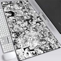Mouse Pads & Wrist Rests Sexy Ahegao Pad Anime Large Kawaii Accessories Laptop XL Gaming Keyboard Mousepad Gabinete PC Gamer Carpet Desk Mat