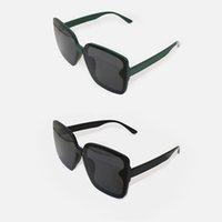 안경 2720 태양 안경 선글라스 패션 디자인 남성 여성 디자이너 선글래스 2021Eyeglass 레트로 클래식 스타일 Eyegla 큰 프레임 Occhiali Da Sole