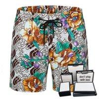 Erkek Plaj Kurulu Şort Bermuda Erkekler Yüzmek Pantolon Moda Mayo Mayo Boardshorts Hızlı Kurutma Spor Malları Düz M-3XL