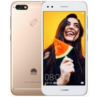 "Original Huawei استمتع 7 4G LTE الهاتف الخليوي 2GB RAM 16GB ROM Snapdragon 425 رباعية النواة Android 5.0 ""شاشة 13MP بصمة الهواتف المحمولة الهاتف المحمول"