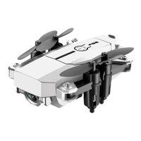 RCTown F84 WiFi بدون طيار إيماءات الجاذبية التعريفي للطي quadcopter الهوائية الأخوج عن بعد اللعب الطائرات بدون طيار