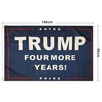 Elección de Trump Hot Trump 2024 Trump Mantener la bandera 90 * 150cm América Colgando Grandes Banners 3x5ft Impresión digital Donald Trump Bandera En stock 1127 V2