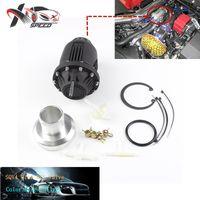 Универсальный продувочный клапан BOV SQV 4 IV SSQV дизельный набор дизельный комплект черный и серебристый XX-SQV4SL / BK многообразий