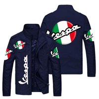 Boutique Racing Men's Jacket 2021 Zipper Spring And Autumn Fashion Slim Sports Casual Jackets
