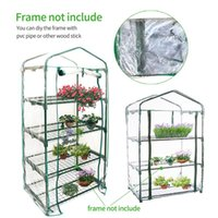 Other Garden Supplies 1pc Breathability Netting Shed Mini Portable Greenhouse Cover Protect Flower Plants Gardening Outdoor Warm Waterproof
