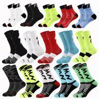 Sports Socks Cycling Basketball Woman Soccer Thigh High Running Women Men