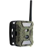 """Câmaras de caça 940nm câmera S680M 12MP HD1080P 2.0 """"LCD Trilha infravermelha com MMS GPRS SMS GSM Wild Cam"""