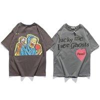 2021 Mens Deisgner T-shirt Mode Frauen T Shirts Kurzbretter Druck Hip Hop Streetwear Top Verkaufe Männliche Kleidung
