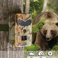 Digital Cameras Hunting Camera PR100 Waterproof Wildlife 12MP 1080P HD Trail Night Vision Thermal Imager Video Scouting